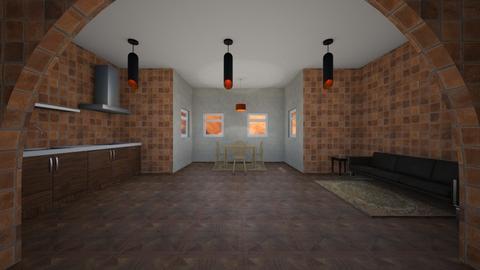 Farmhouse 2 - by designcat31