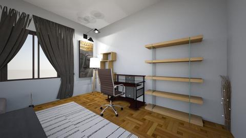 ad - Modern - Living room  - by kamilmutlu46