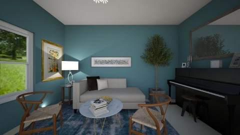 Piano Room 2 - Eclectic - by TJOHNS