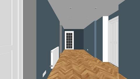 Hallway - Classic - by aurehsalla