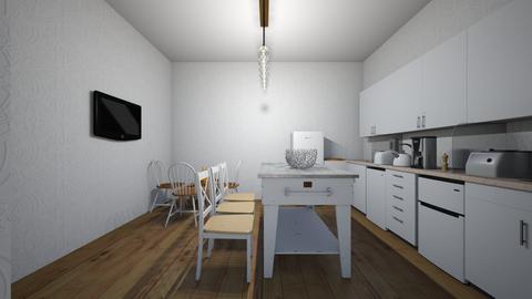 kitchen - Kitchen  - by Maddie Rehak