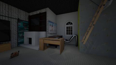 ultra ego - Bedroom - by Zdraco9