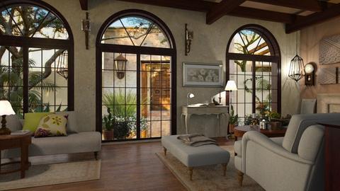 Santa Barbara Style - by rossella63