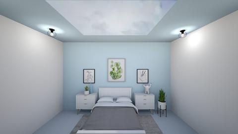 bulutlu bir gun - Bedroom  - by selin demiray1