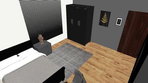 fwaz bedroom - Modern - Bedroom  - by 5eladi