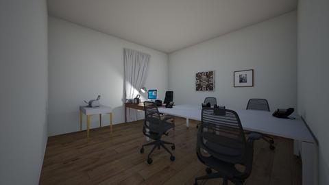 REEM0270 - Office  - by Reem Ibrahim