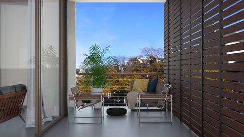 Small Balcony - by tika 008