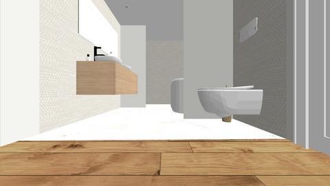 bathroom - Bathroom  - by jadetumah