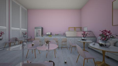 ELn - Kitchen  - by sandyelenadia