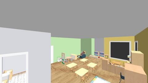 Room Design assignment  - Kids room - by PEAMRXUELQGTEUENYWRRXLLFUHBERQY