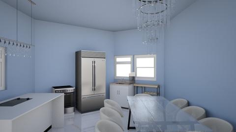 modern kitchen - Kitchen  - by Elaine_the_bold
