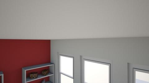 Bungalow Overview - Retro - Bedroom  - by thescottlewis
