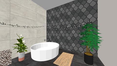 Secret Garden Bathroom - Bathroom  - by ktmalikah