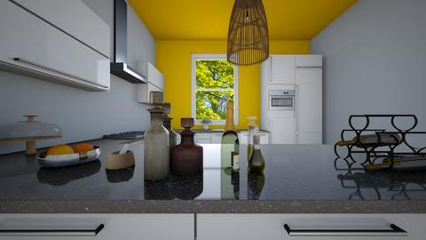 kitchen1 - Kitchen  - by leunham