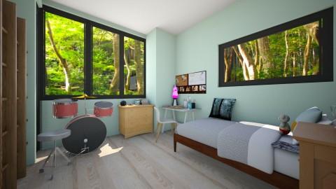 bedroom reno - Bedroom - by pancat