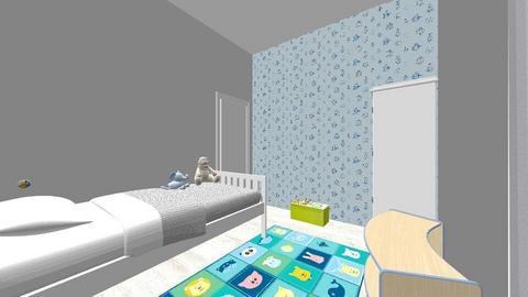 neram - Modern - Kids room - by ne1b
