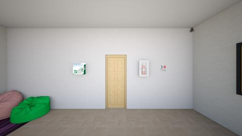 Group home - Living room  - by jessicasantarossa