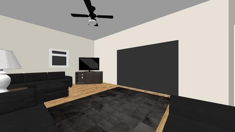 Living Room 1 - Living room  - by Tropicl