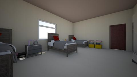 tuqa - Modern - Bedroom  - by Tuqa 7
