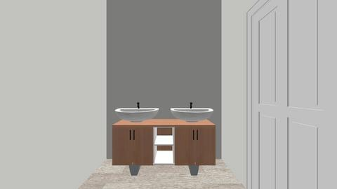 master bath - Bathroom  - by lbryer