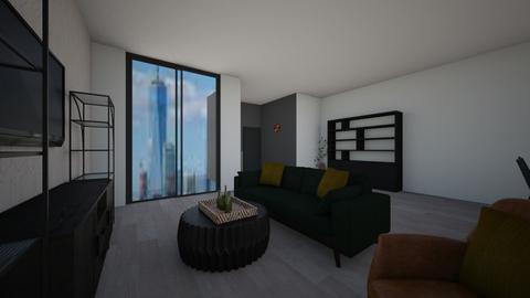 nw - Living room  - by Emina Fazlic