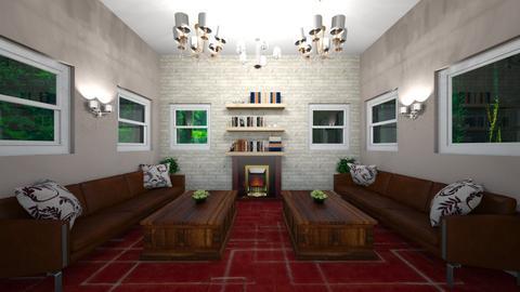 Old Living Room - Living room  - by Hersheys