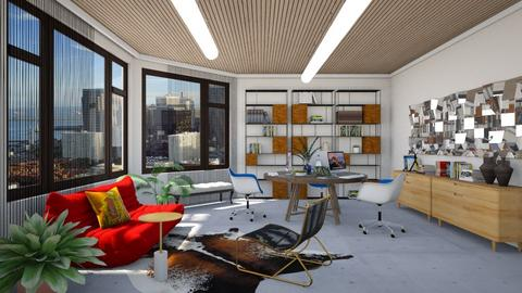 Office Studio Dream - Living room  - by 3rdfloor