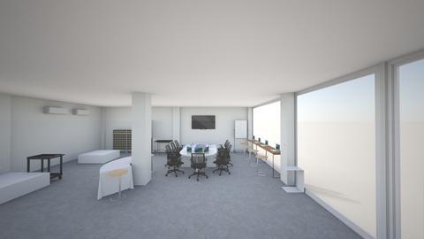 Training room V2 - Office  - by JanjyEiei