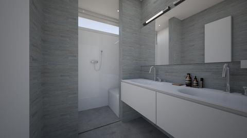 minimal bathroom - Bathroom  - by Demiana Acis