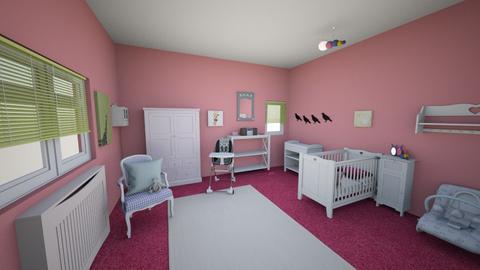 Josilyns  - Kids room - by thatssooverthetopp