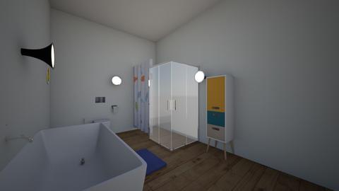 n  hn  - Bathroom  - by c0tt0n candy555