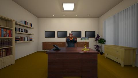 Rothstein Office Casino - Office  - by mspence03
