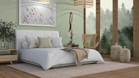 Natural Contest - Modern - Bedroom  - by milyca8