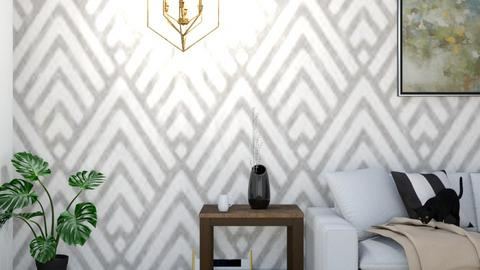 geometric - Living room  - by HorseygirlXx