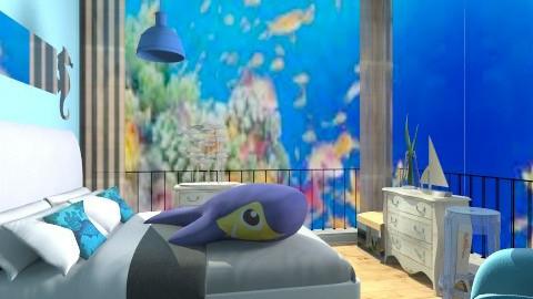 sea room ula  - Living room - by frodo2002