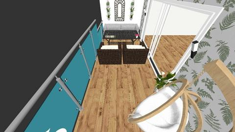 Master Bedroom - Modern - Bedroom  - by ChocoRB