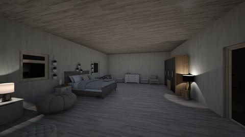 Graceis crazy - Modern - Bedroom - by gkm123