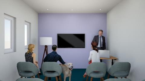 Boardroom - Minimal - Office  - by magicpaul