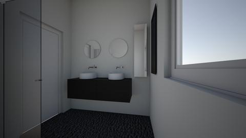 Bathroom 1 - Bathroom - by femkevanbeek