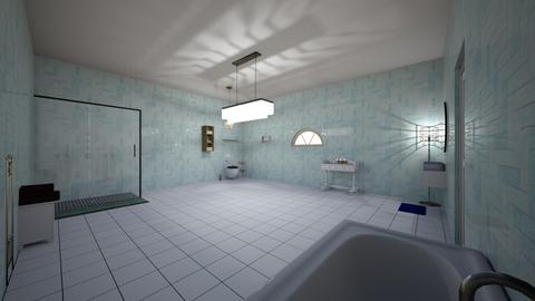 Master Bathroom - Bathroom - by skye245_