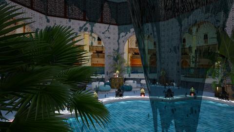 Morocco - Garden  - by snjeskasmjeska