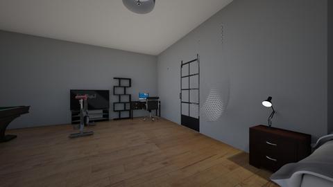 kamer van Charlien - Modern - Bedroom  - by charlienvandevelde
