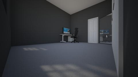 room - Bedroom  - by tom_pietrz