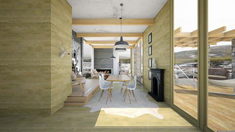 natural living - Modern - Living room  - by Evangeline_The_Unicorn
