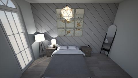 Bedroom - Bedroom  - by space_kola