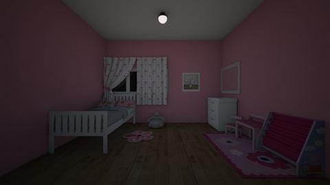 Jamilet - Kids room  - by marcelncaceres