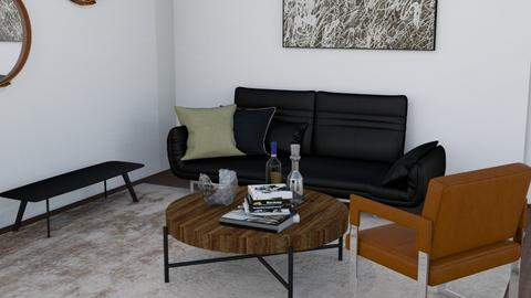 mid century - Living room - by boni89