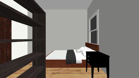 One room apartment - by perfectpanda37