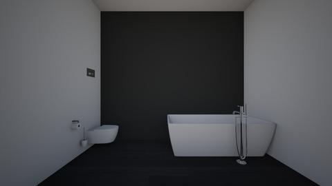 Badezimmer Traumwohnung - Modern - Bathroom  - by AdrianSchulz