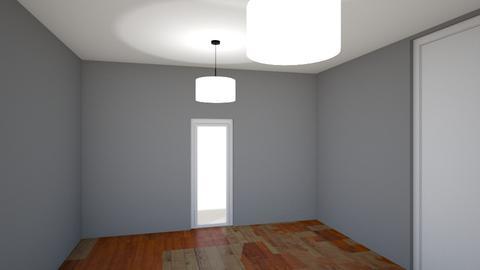 new room - Bedroom - by teamflash24